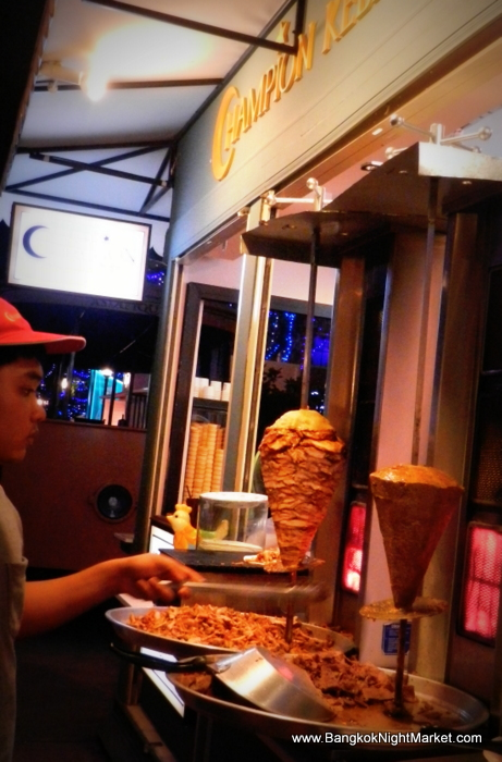 Champion Kebab Asiatique
